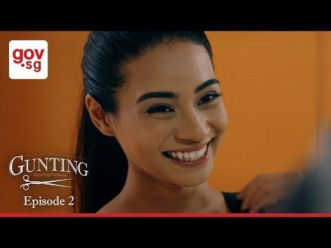 Gunting The Series: Episode 2《 Malay drama with English subtitles
