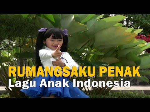 RUMANGSAKU PENAK - Lagu Anak Indonesia 🔥 TERBARU ● Full HD