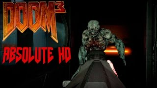 Doom 3 Absolute HD Mod 1.6 No Hud | Playtrough | No Commentary | Mars City Revisited