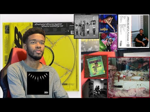 BEST ALBUMS OF 2018 | MidYear