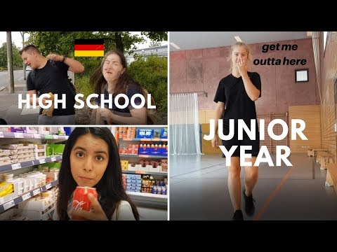 A Week In German High School #JuniorYear