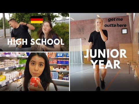 A Week In German High School #JuniorYear