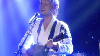Nick Carter (2/2/12) Falling Down - dedicated to Leslie (Irving Plaza)