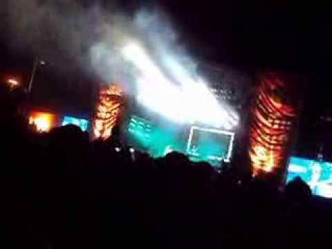 Música- Tan Biónica En Rosario - Coca Cola In Concert 2013