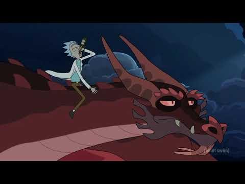 Rick and Morty S04 E04- Future mask off