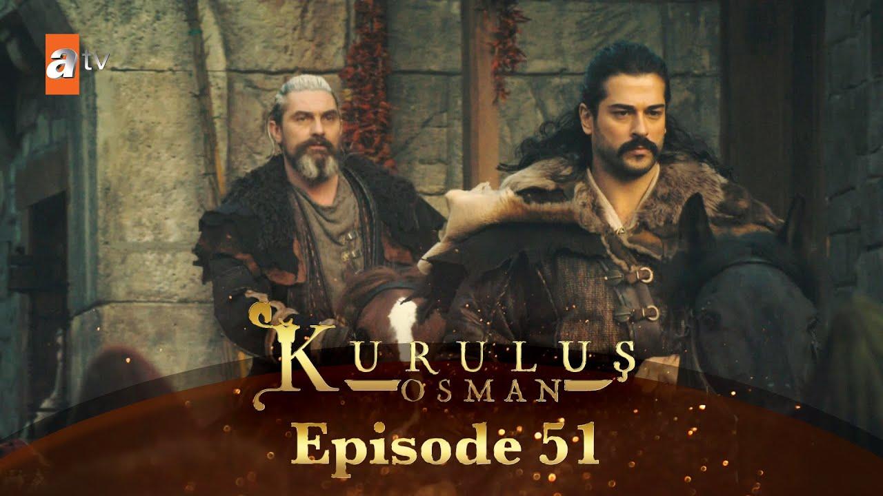 Kurulus Osman Urdu | Season 1 - Episode 51