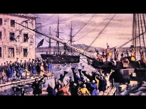 Fact or Fiction:  The Boston Tea Party