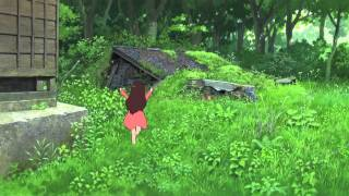 Wolf Children Official Clip - An Old House, But a New Home (Japanese w/ English subtitles)