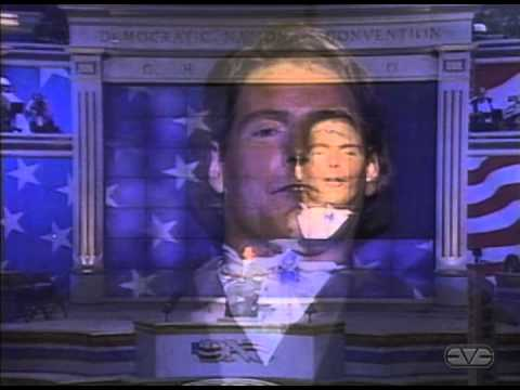 Christopher Reeve address to 1996 Democratic National Convention