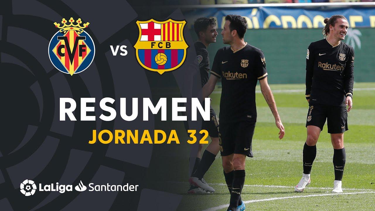 Download Resumen de Villarreal CF vs FC Barcelona (1-2)