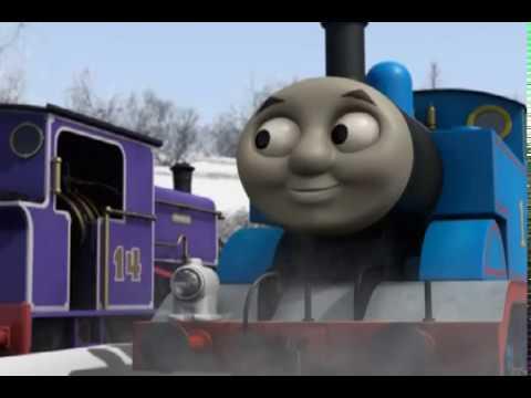 A Very Thomas Christmas (2012) - US