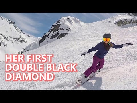 Save Her First Double Black Diamond Snowboarding Screenshots