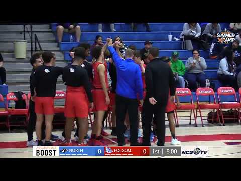 Clovis North Vs Folsom High School Boys Basketball LIVE 1/4/20