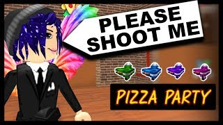 The Roblox Pizza Party Event