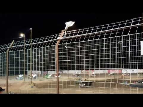 Jason Johnson tribute Southern New Mexico Speedway