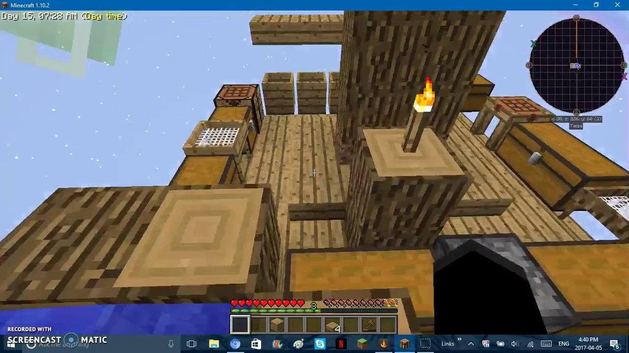 sky factory 3 how to make giant chest