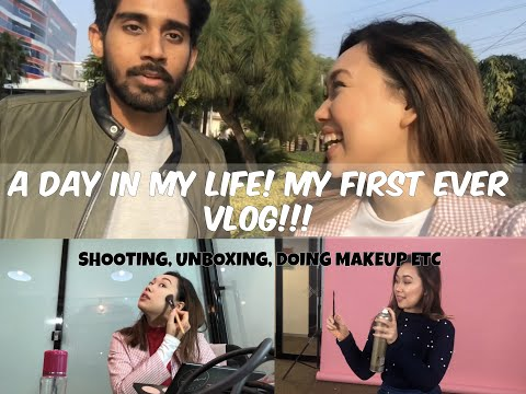 A Day In My Life  Office Unboxing Pr Shooting etc  Shraddha Gurung