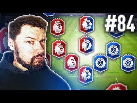 AMAZING EPL / LA LIGA HYBRID!! - #FIFA18 DRAFT TO GLORY #84