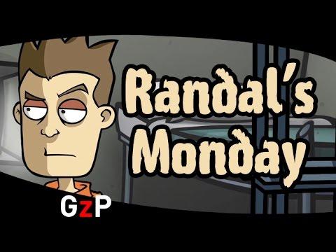 Randal s Monday Randal s Monday - Point and click game Randal s Monday, pC, PS4