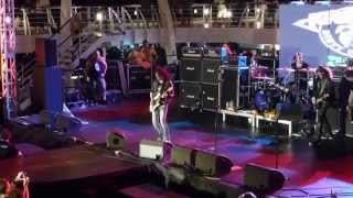 Krokus - Heatstrokes @ Monsters of Rock Cruise 2015 (Miami)