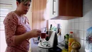 Thermomix Tm 31 Apfel-trauben-kinderpunsch