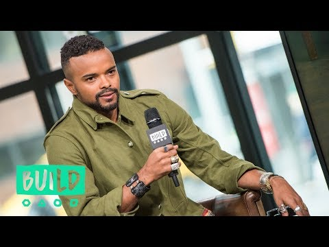 Eka Darville Stops By To Talk About