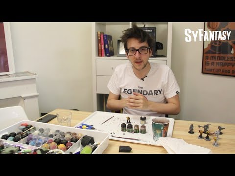 Warhammer 40.000: Initiez-vous à la peinture de figurines