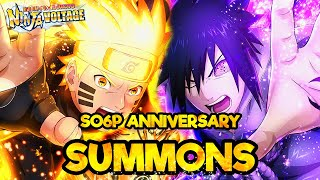 SO6P NARUTO AND SASUKE SUMMONS! 2nd Anniversary Summons | Naruto x Boruto Ninja Voltage.mp3