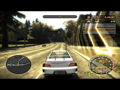 Need For Speed Most Wanted Country Club Mitsubishi Lancer Evo VIII