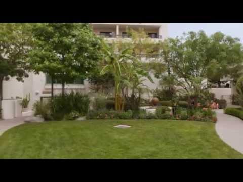 Villa Gardens Garden - Continuing Care Retirement Community in Los Angeles