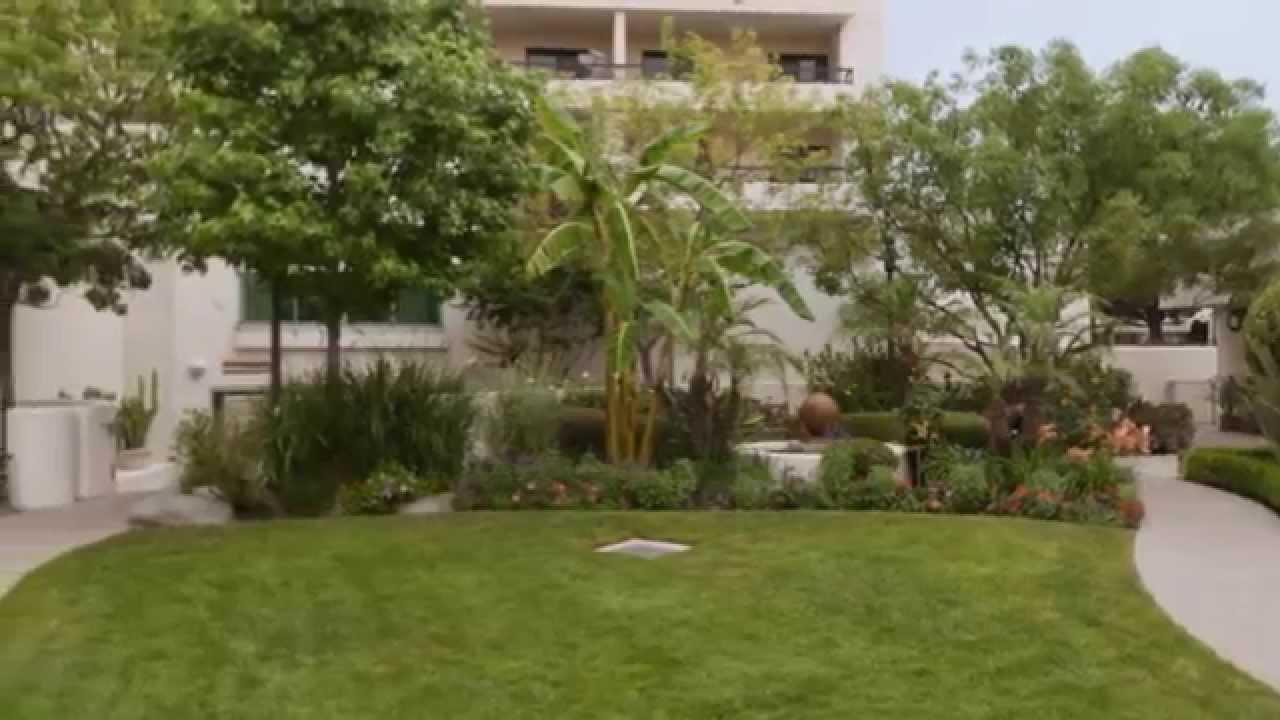 Villa Gardens Garden Continuing Care Retirement Community in Los