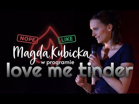 MAGDA KUBICKA - Love me Tinder   Cały program   Stand-Up   2020