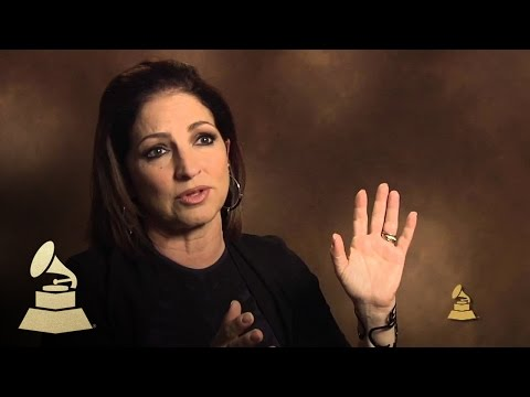 Gloria Estefan - On Writing Her Own Songs | GRAMMYs