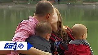 Chuyện gia đình chàng trai Việt lấy vợ Pháp | VTC