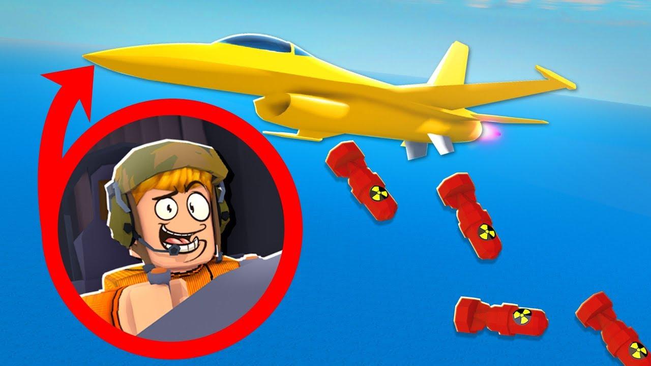 Mad City S New Falcon Bomber Jet Youtube