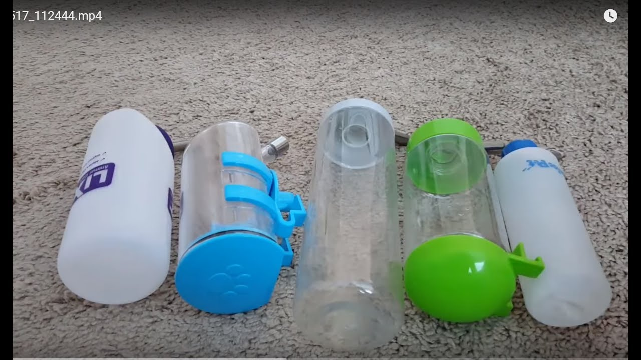 Best Small Animals Water Bottle - Comparison