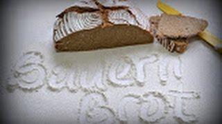 Bauernbrot - немецкий крестьянский хлеб