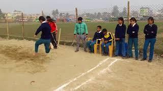 Sports event of sagarmatha school brt
