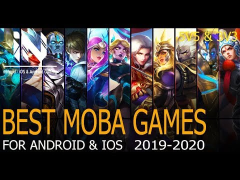 Best Mobas 2020 Best Moba Games for Android & iOS 2019   YouTube