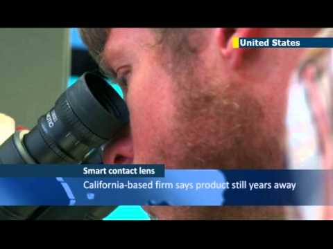 Google Contact Lens: New device allows people with diabetes to monitor blood sugar levels