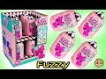 De-fuzz Fuzzy Fur LOL Surprise Pets Blind Bags Box ! Toy Video