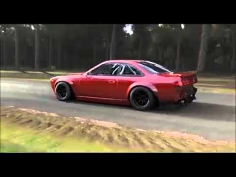 Rocket Bunny S14 200sx Youtube