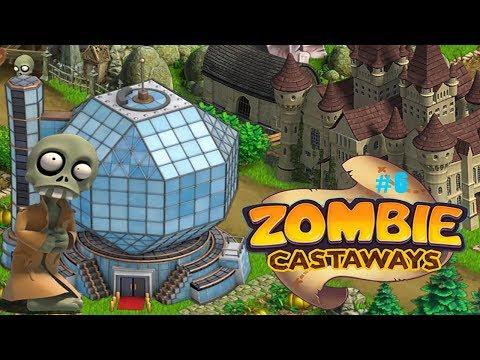 Зомби Ферма прохождение #6 Строительство Библиотеки и сбор звёзд на Звёздном Острове