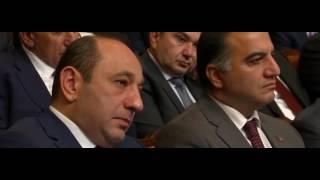 Անհետանալու են մարդ կուսակցությունները  Սերժ Սարգսյանի ելույթը