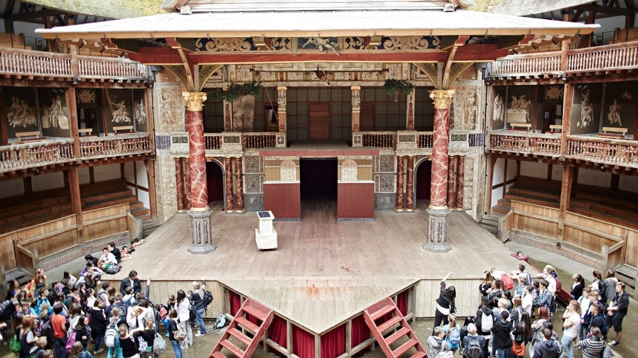 Citaten Shakespeare Theater : Shakespeare s globe theatre tour and exhibition youtube