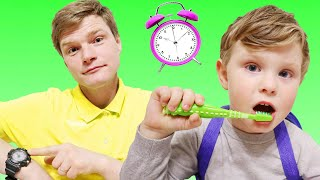 Put On Your Shoes Let's Go Song | KybiBybi Colors Clothing Sing-Along Nursery Rhymes Kids Song