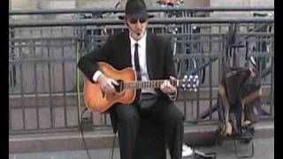 Ragtime And Blues Guitar - Blues in Toulouse, Jim Bruce Spring 2010