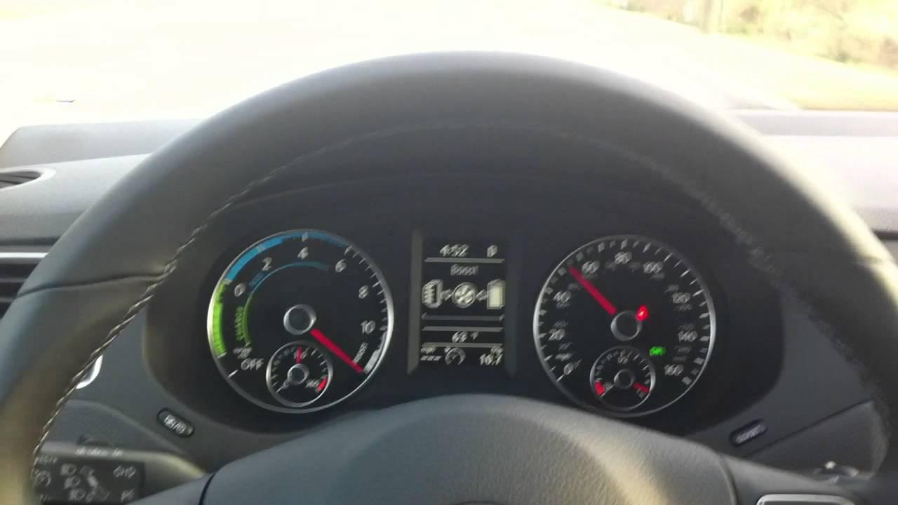 2017 Volkswagen Jetta Hybrid 0 60 Mph