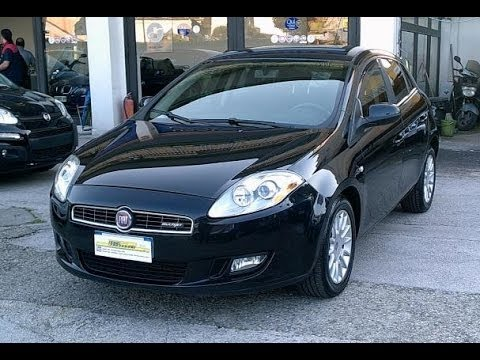 fiat bravo 1 9 multijet 120cv dynamic autometropoli it youtube. Black Bedroom Furniture Sets. Home Design Ideas
