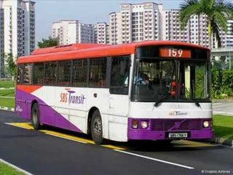 Image result for Singapore buses images pics